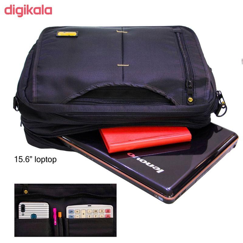 کیف لپ تاپ مدل MG-02 مناسب برای لپ تاپ تا 15.6 اینچ main 1 8