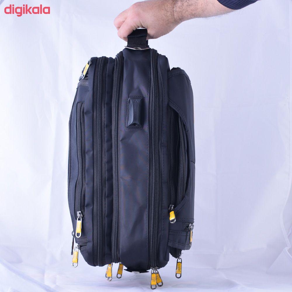 کیف لپ تاپ مدل MG-02 مناسب برای لپ تاپ تا 15.6 اینچ main 1 9