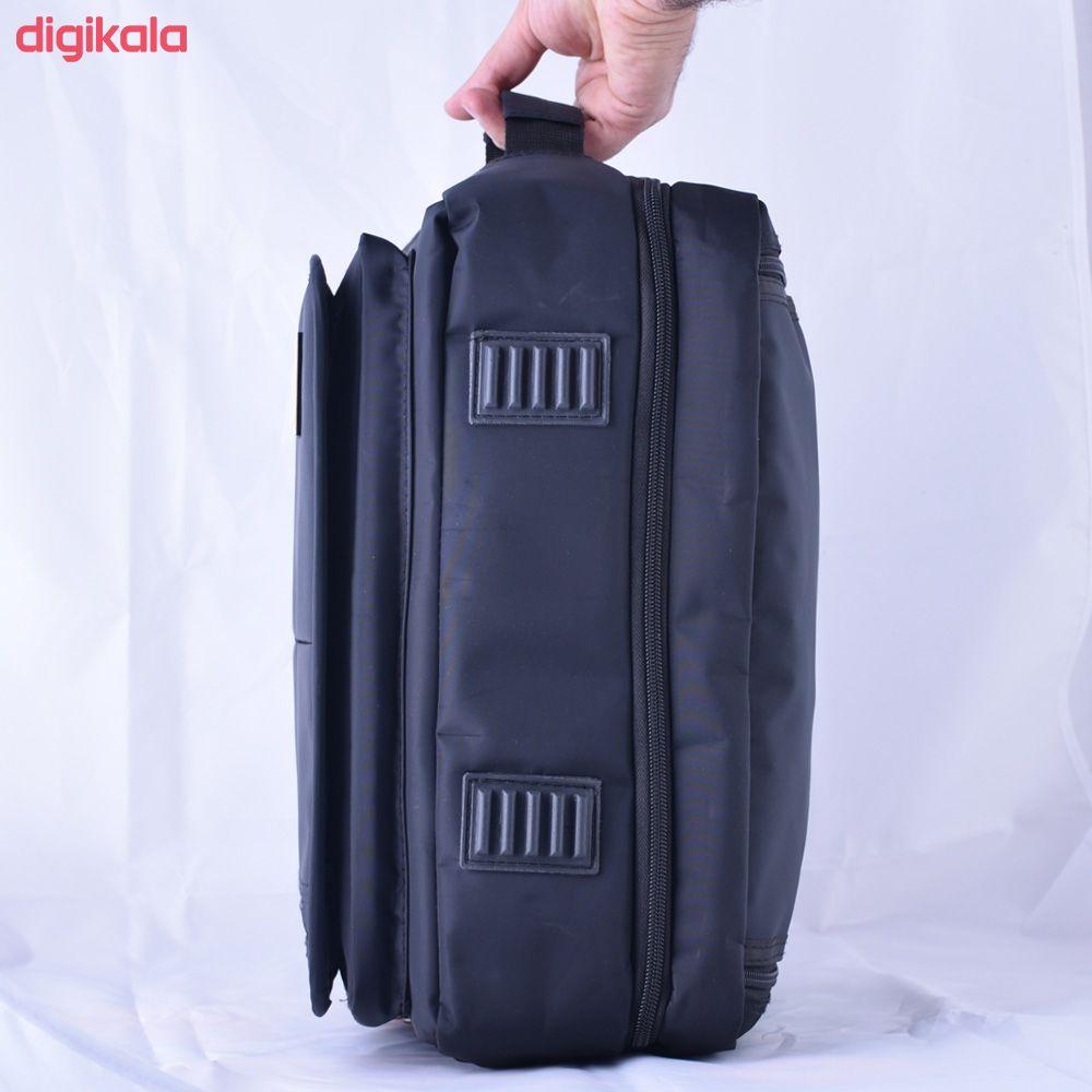 کیف لپ تاپ مدل MG-02 مناسب برای لپ تاپ تا 15.6 اینچ main 1 12