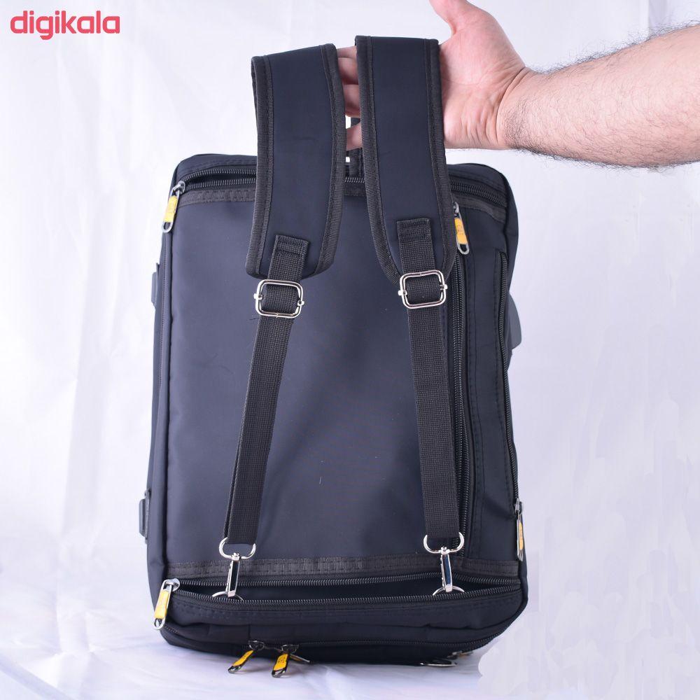کیف لپ تاپ مدل MG-02 مناسب برای لپ تاپ تا 15.6 اینچ main 1 20