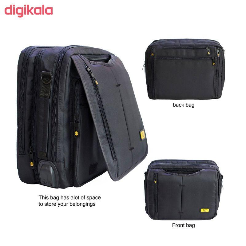 کیف لپ تاپ مدل MG-02 مناسب برای لپ تاپ تا 15.6 اینچ main 1 27