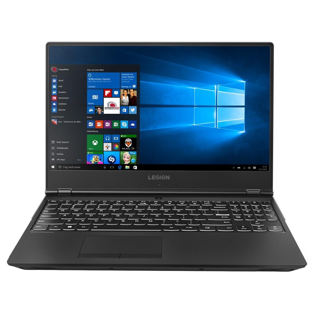 لپ تاپ 15 اینچی لنوو مدل Legion Y540 - F
