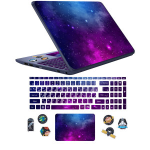 استیکر لپ تاپ کد sp-ace01 به همراه برچسب حروف فارسی کیبورد