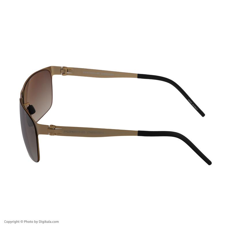 عینک آفتابی مردانه پورش دیزاین کد 8832