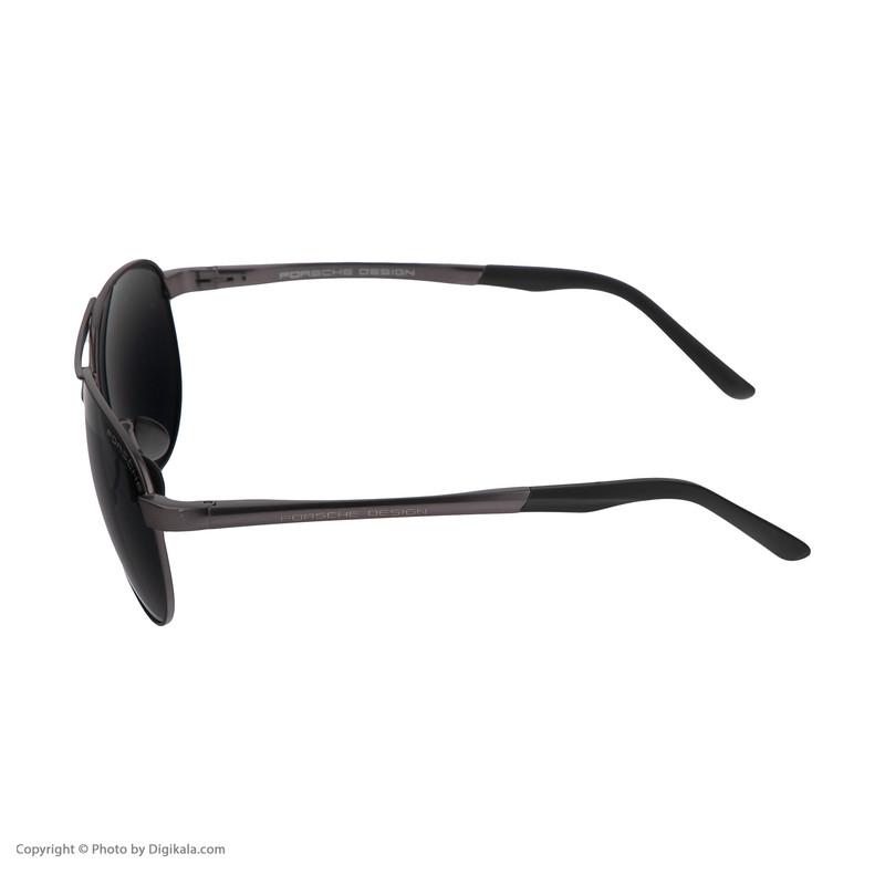 عینک آفتابی مردانه پورش دیزاین کد 8649