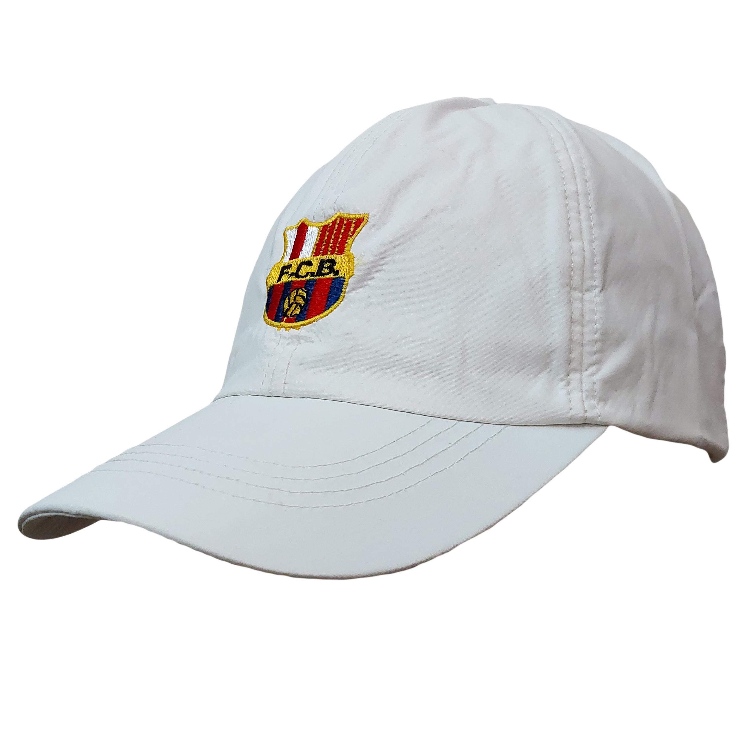کلاه کپ طرح بارسلونا کد H-31-04
