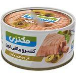 کنسرو ماهی تون در روغن زیتون مکنزی - 180 گرم thumb