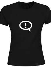تی شرت زنانه 27 کد K03 رنگ مشکی -  - 2