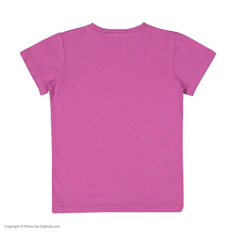 تی شرت دخترانه پیانو مدل 1441-66