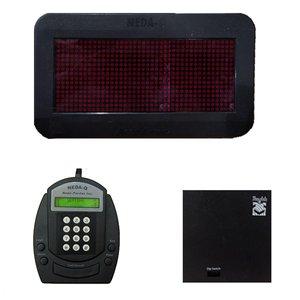 دستگاه فراخوان مشتری نداپرداز مدل NQ3000