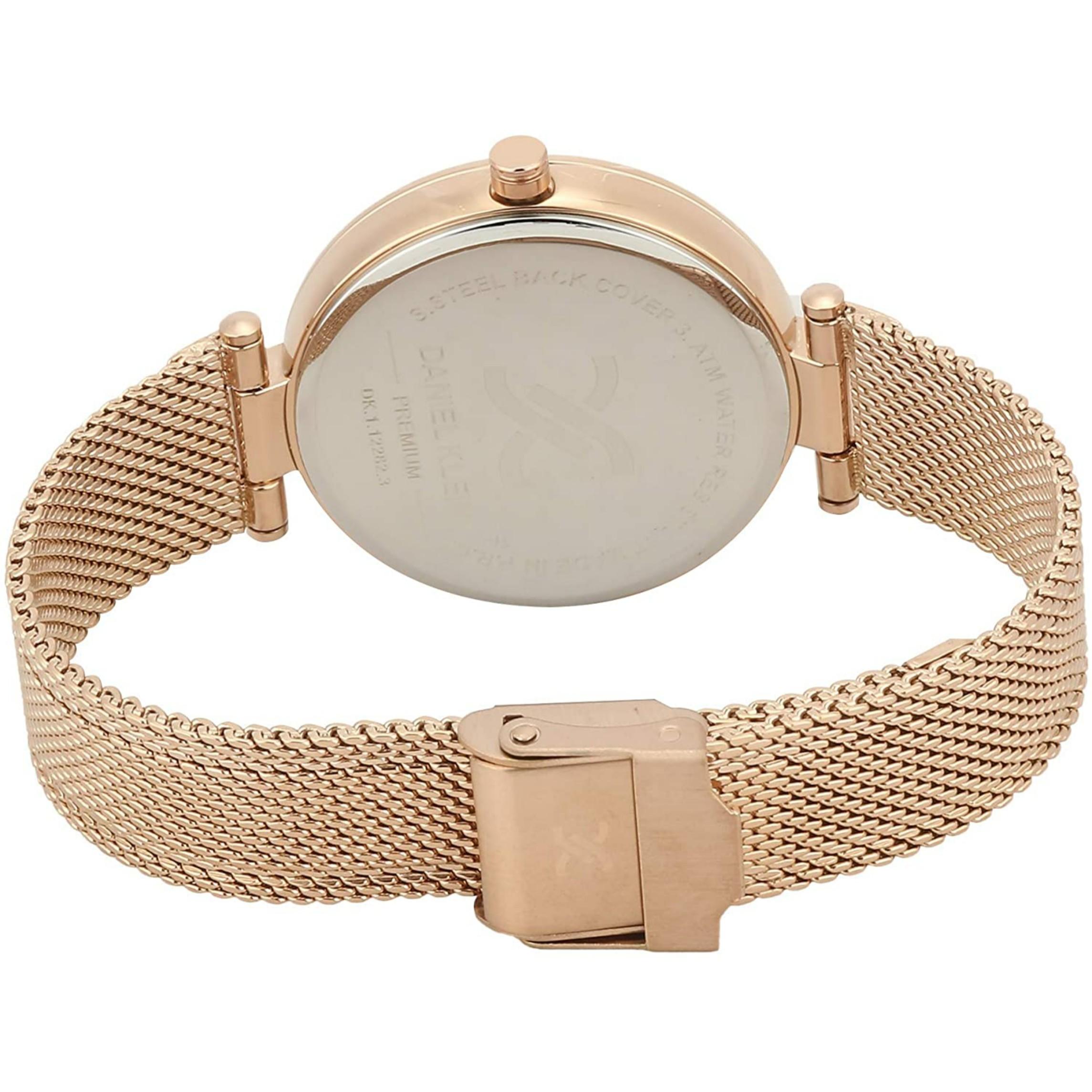 خرید                                      ساعت مچی عقربه ای زنانه دنیل کلین مدل DK12282-3