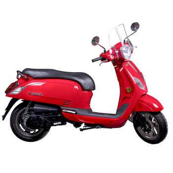 موتورسیکلت فیدل مدل اس وای ام 200 سی سی سال 1399