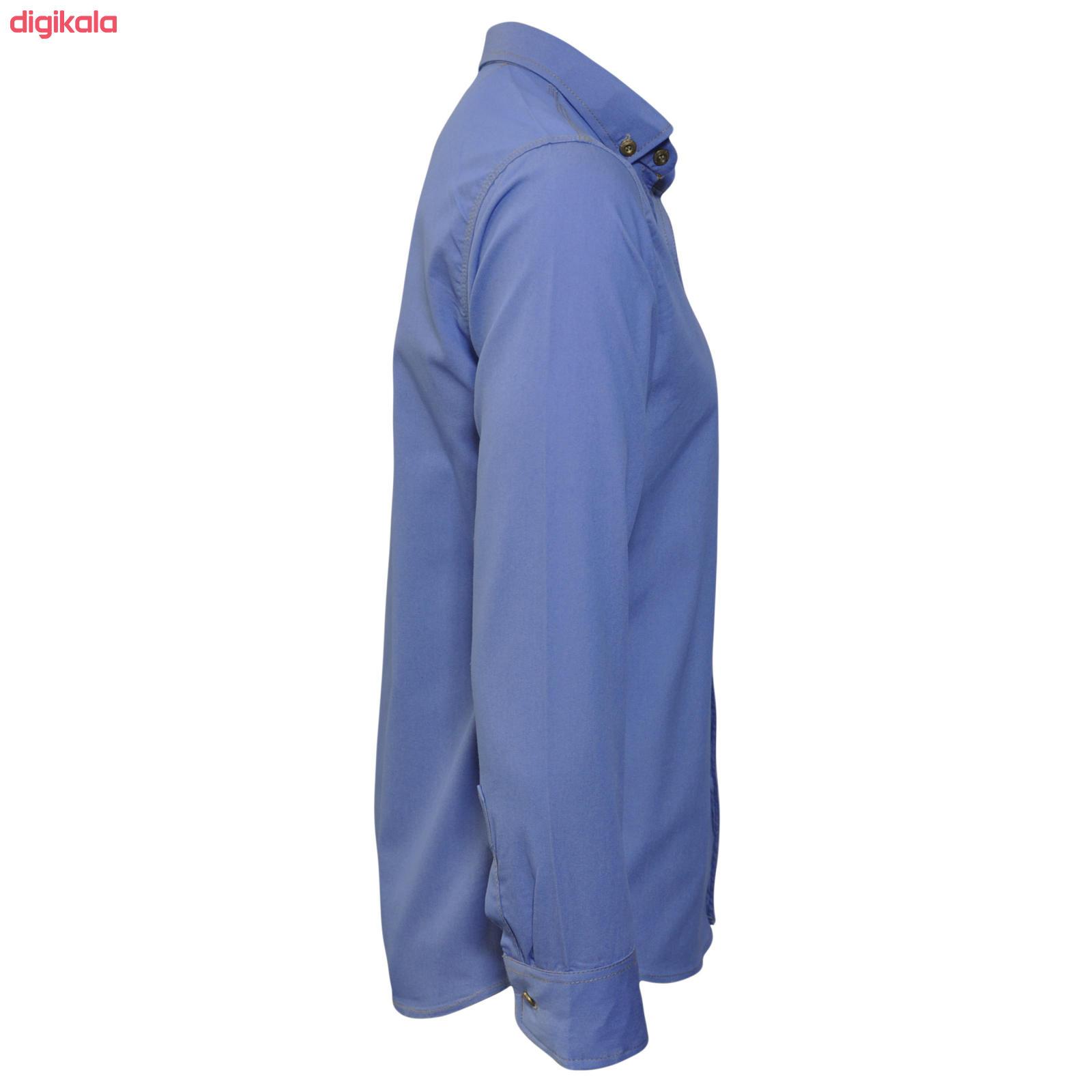 پیراهن مردانه مدل li59926 main 1 1