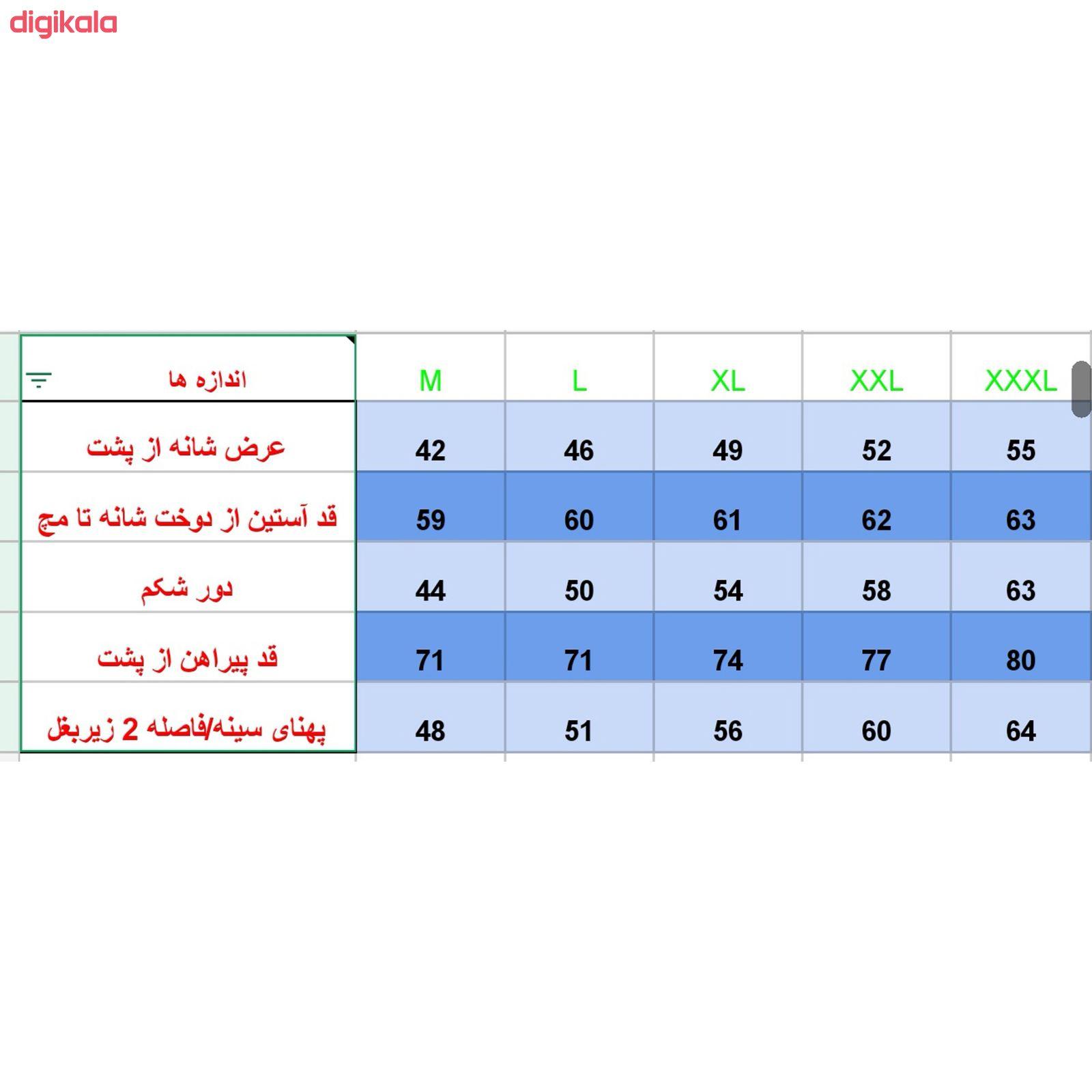 پیراهن مردانه مدل li59927 main 1 3