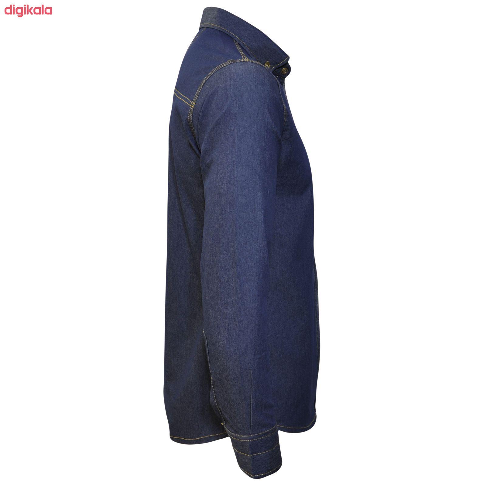پیراهن مردانه مدل li59927 main 1 1