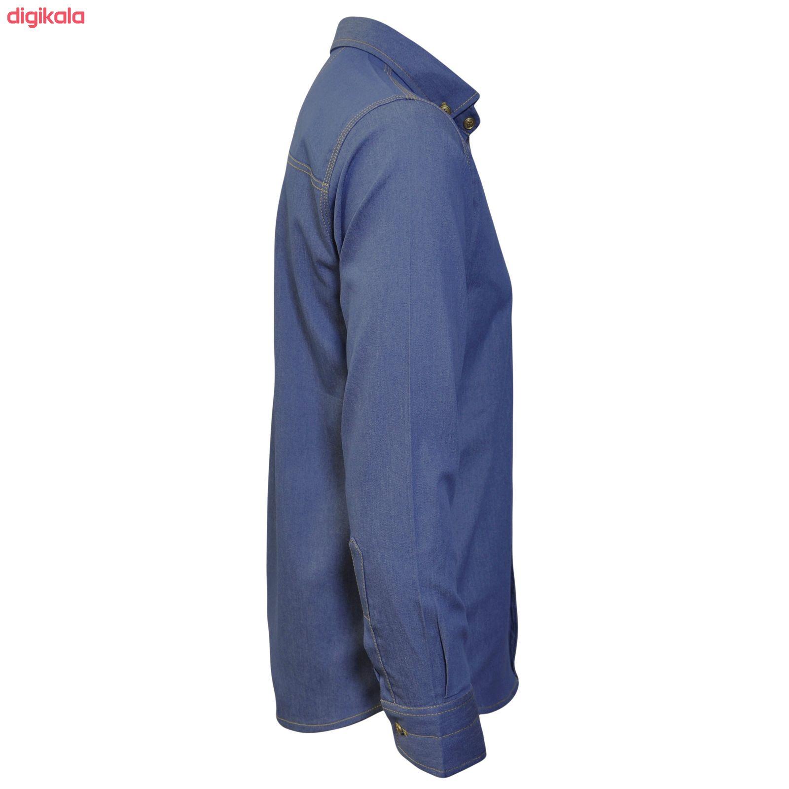 پیراهن مردانه مدل li59930 main 1 1