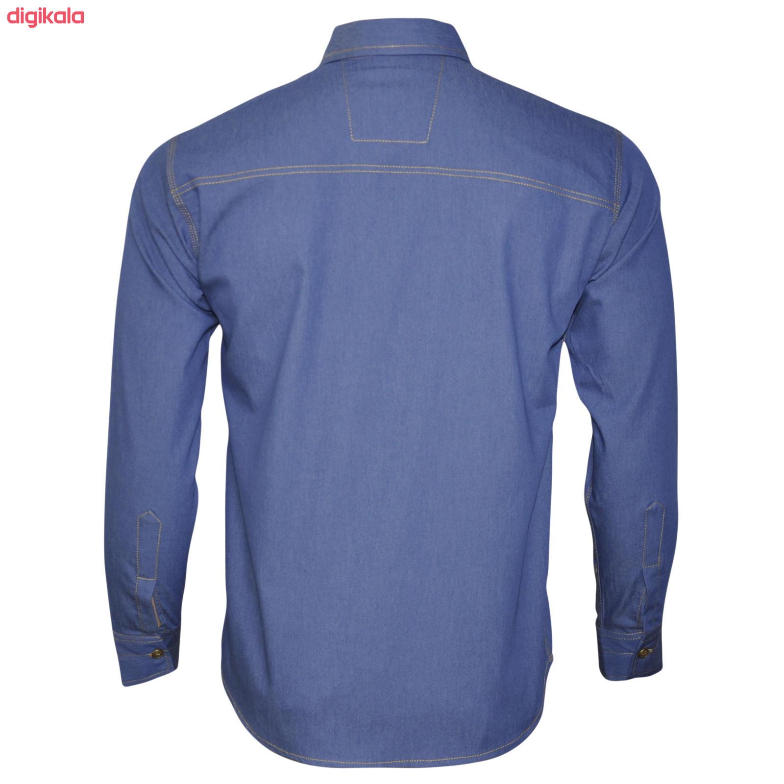 پیراهن مردانه مدل li59930 main 1 2