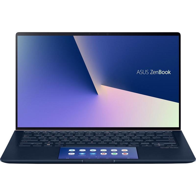 لپ تاپ 14 اینچی ایسوس مدل Zenbook UX434FLC Touch - A