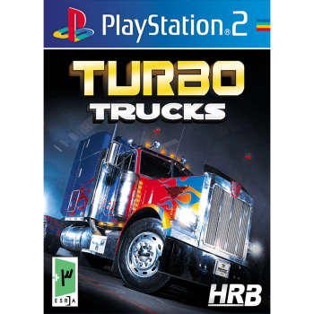 بازی Turbo Trucks مخصوص PS2