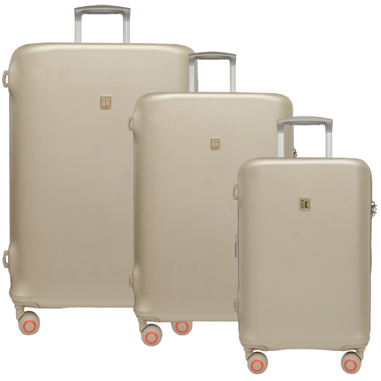 مجموعه سه عددی چمدان ای تی مدل urbane