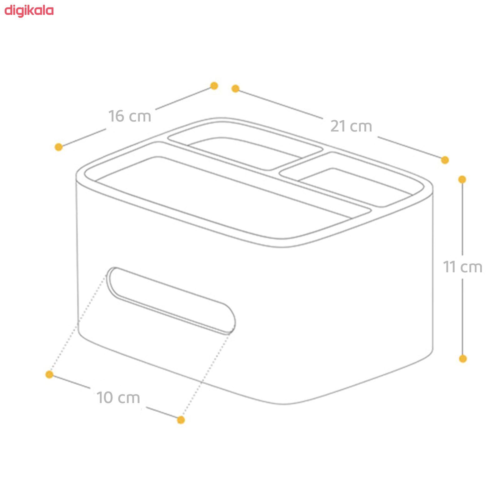 جعبه دستمال کاغذی مدل D110 main 1 6