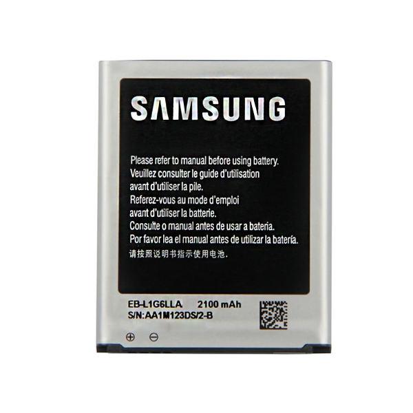 باتری موبایل مدل EB-L1G6LLA ظرفیت 2100 میلی آمپر ساعت مناسب برای گوشی موبایل سامسونگ Galaxy S3              ( قیمت و خرید)
