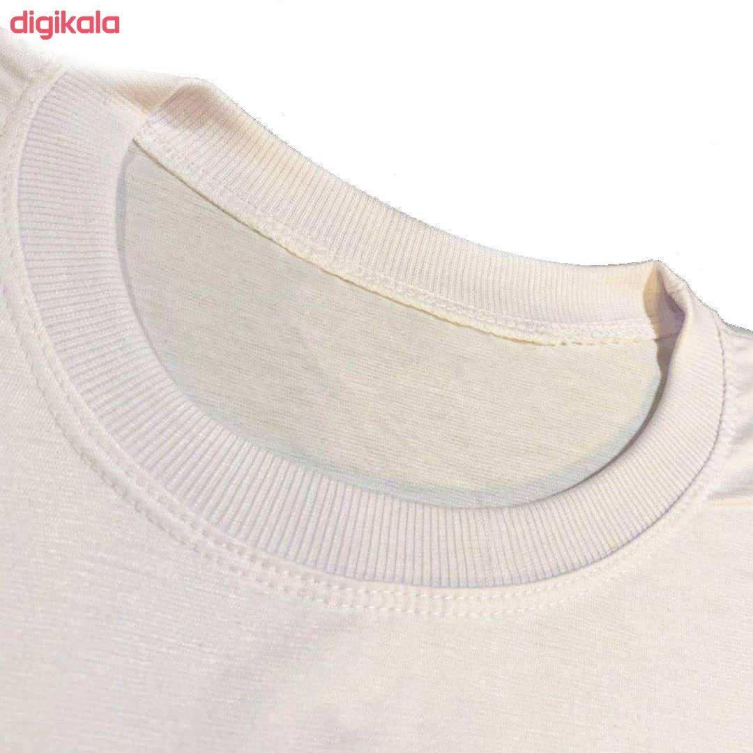 تی شرت زنانه طرح بیلی ایلیش کد S001 main 1 2