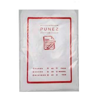 کاغذ A4 پونز مدل p-z0201 بسته 50 عددی