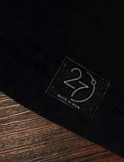 تی شرت زنانه 27 طرح  پر کد H04 رنگ مشکی -  - 3