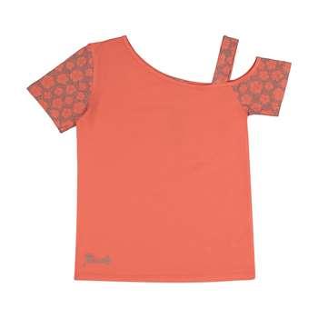 تی شرت دخترانه پیانو مدل 1424-23