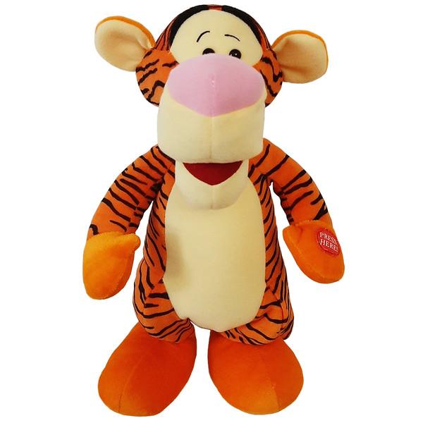 عروسک سیمبا مدل Tiger Winnie The Pooh ارتفاع 30 سانتی متر
