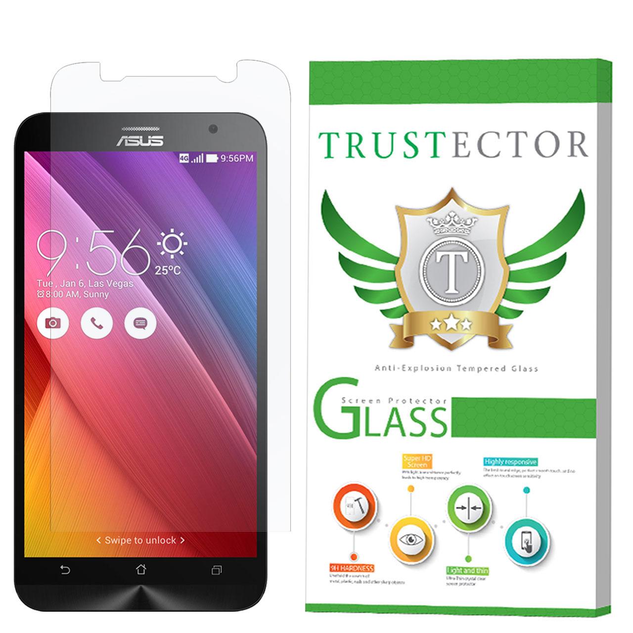محافظ صفحه نمایش تراستکتور مدل GLS مناسب برای گوشی موبایل ایسوس Zenfone 2 ZE551ML / Zenfone 2 Deluxe ZE551ML              ( قیمت و خرید)