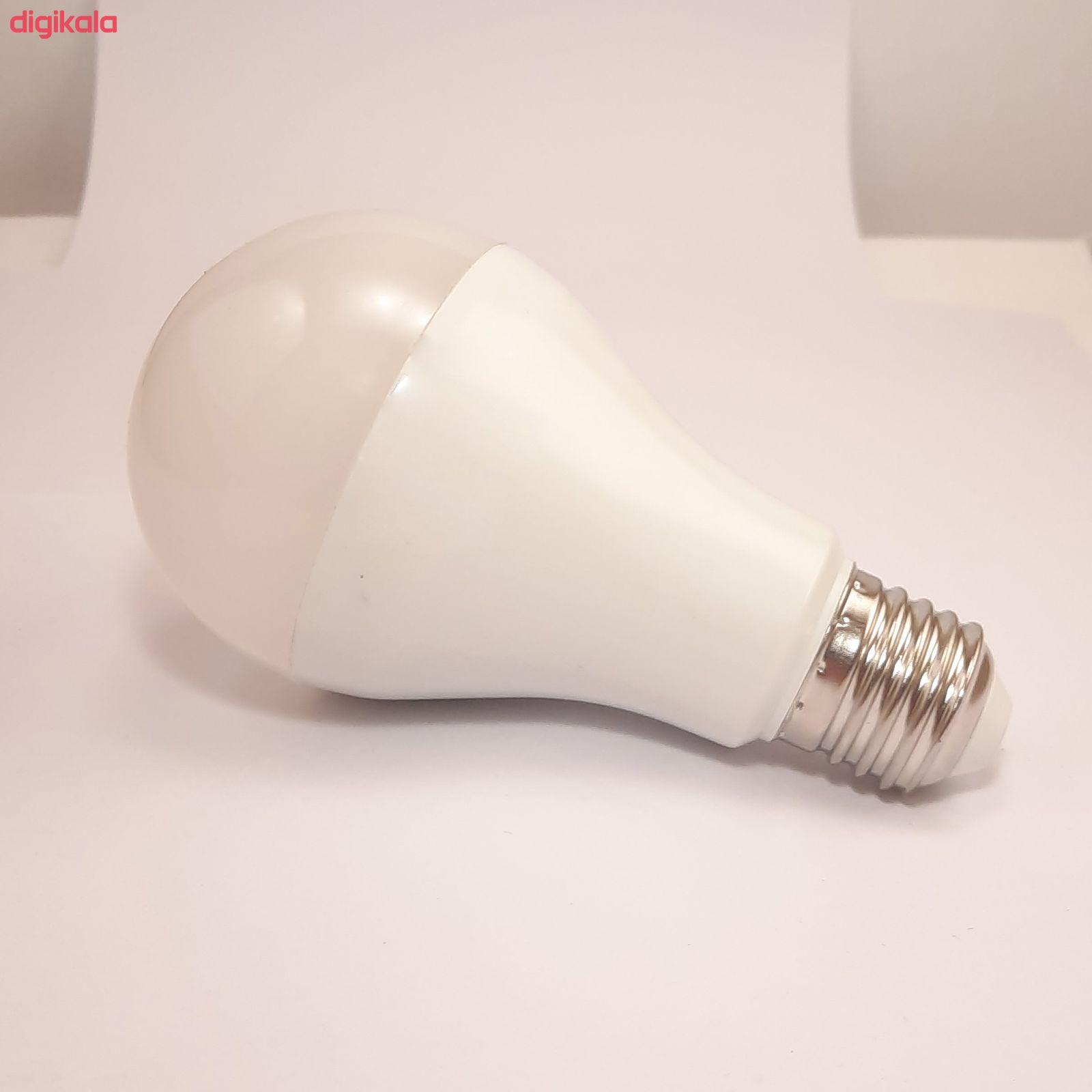 لامپ ال ای دی 15 وات پارس شعاع توس مدل BL پایه E27 main 1 2