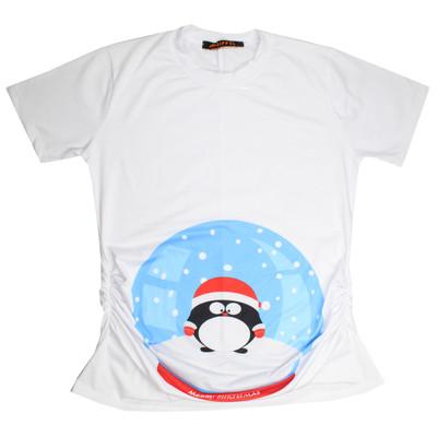 Photo of تی شرت بارداری ایفل مدل 1293