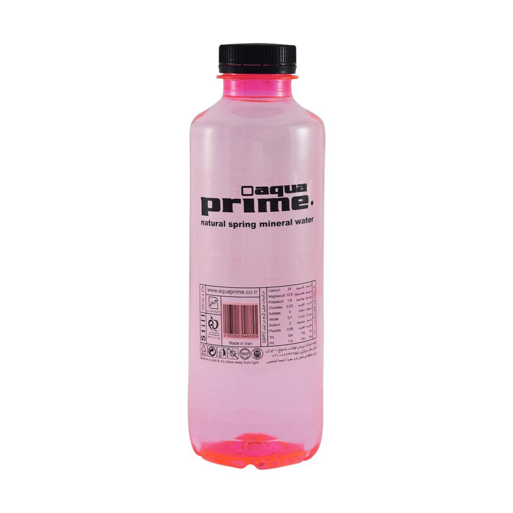 آب معدنی آکوا پرایم ویژه -300 میلی لیتر بسته 12 عددی