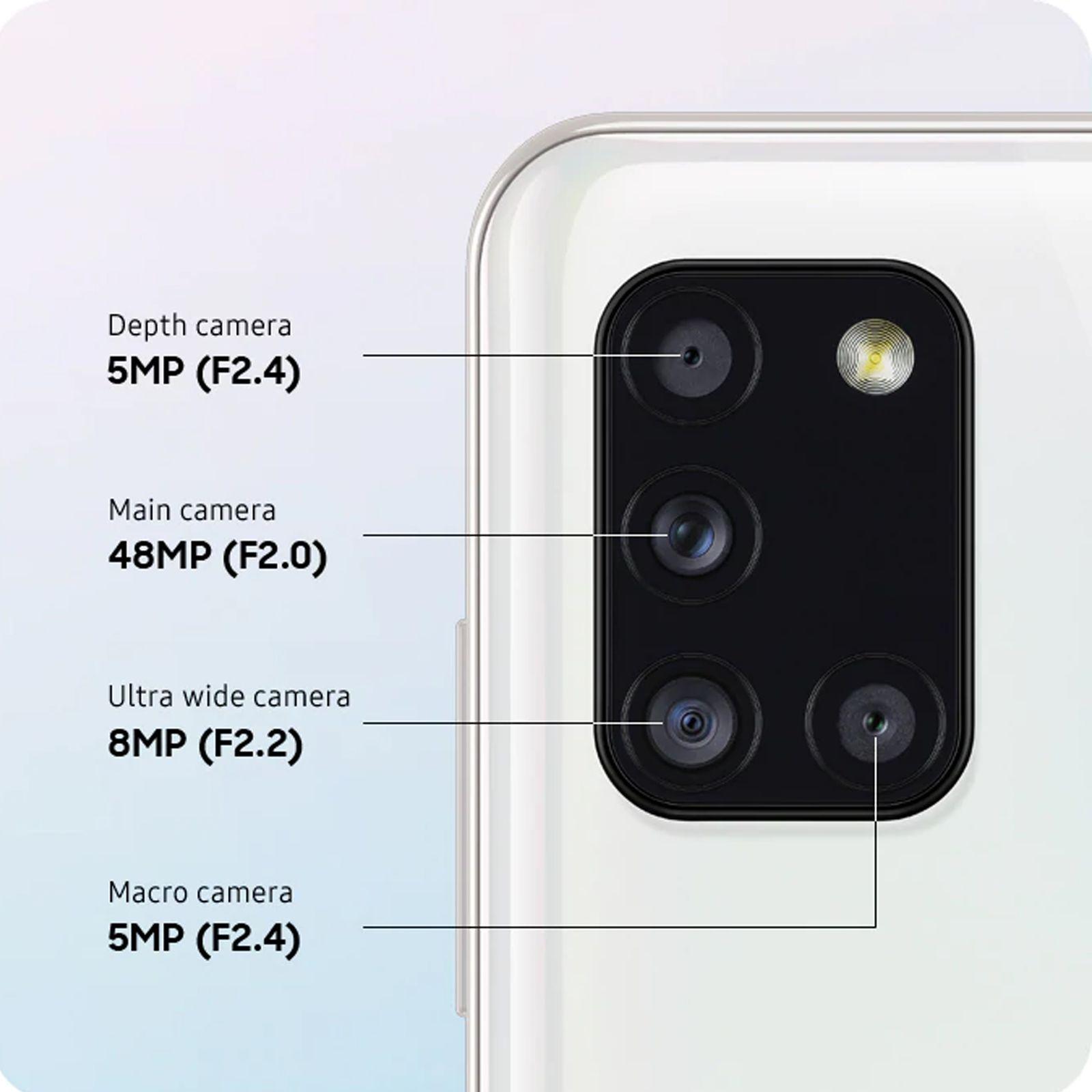 گوشی موبایل سامسونگ مدل Galaxy A31 SM-A315F/DS دو سیم کارت ظرفیت 128 گیگابایت main 1 15
