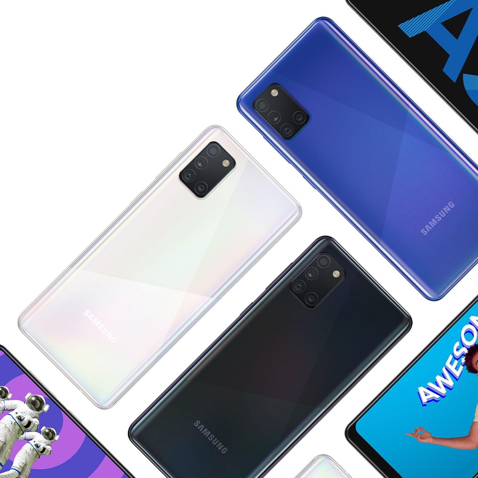گوشی موبایل سامسونگ مدل Galaxy A31 SM-A315F/DS دو سیم کارت ظرفیت 128 گیگابایت main 1 9