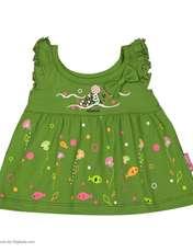 ست پیراهن و شورت نوزادی دخترانه مدل 2171111-42 -  - 4