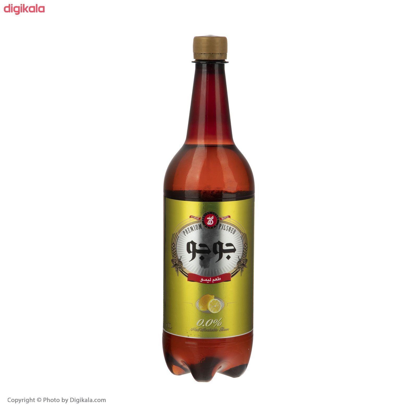 ماءالشعیر جوجو طعم لیمو - 1 لیتر main 1 1