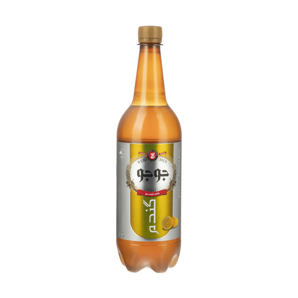 آب گندم جوجو با طعم لیمو - 1 لیتر