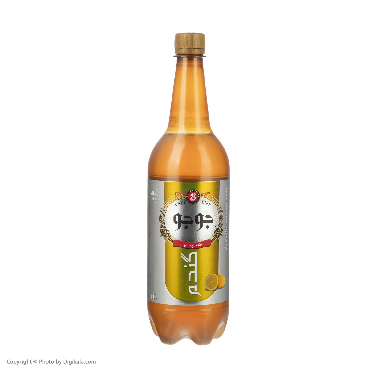 آب گندم جوجو با طعم لیمو - 1 لیتر main 1 1