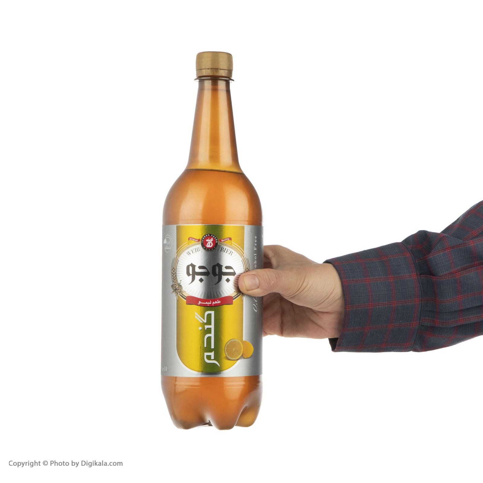 آب گندم جوجو با طعم لیمو - 1 لیتر main 1 3
