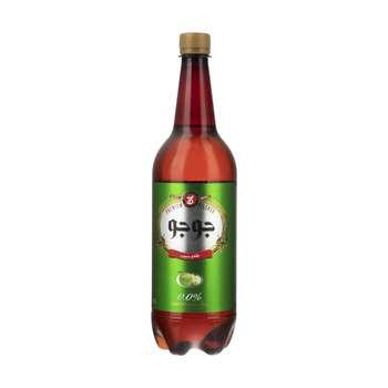 ماءالشعیر جوجو طعم سیب - 1 لیتر