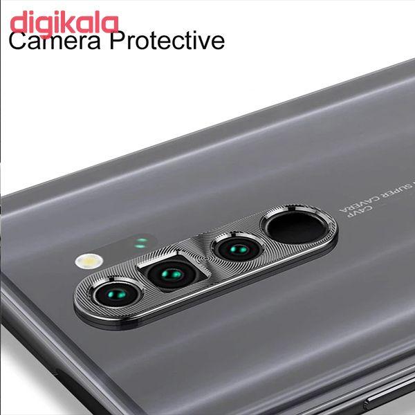 محافظ لنز دوربین مدل Flz مناسب برای گوشی موبایل شیائومی Redmi Note 8 Pro main 1 4