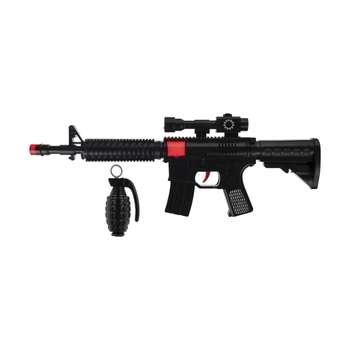 تفنگ بازی گلدن گان مدل naabsell20