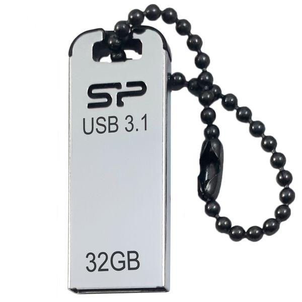فلش مموری سیلیکون پاور مدل Jewel J10 ظرفیت 32 گیگابایت