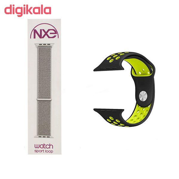 بند مدل nxe مناسب برای اپل واچ 42/44 میلی متری main 1 1