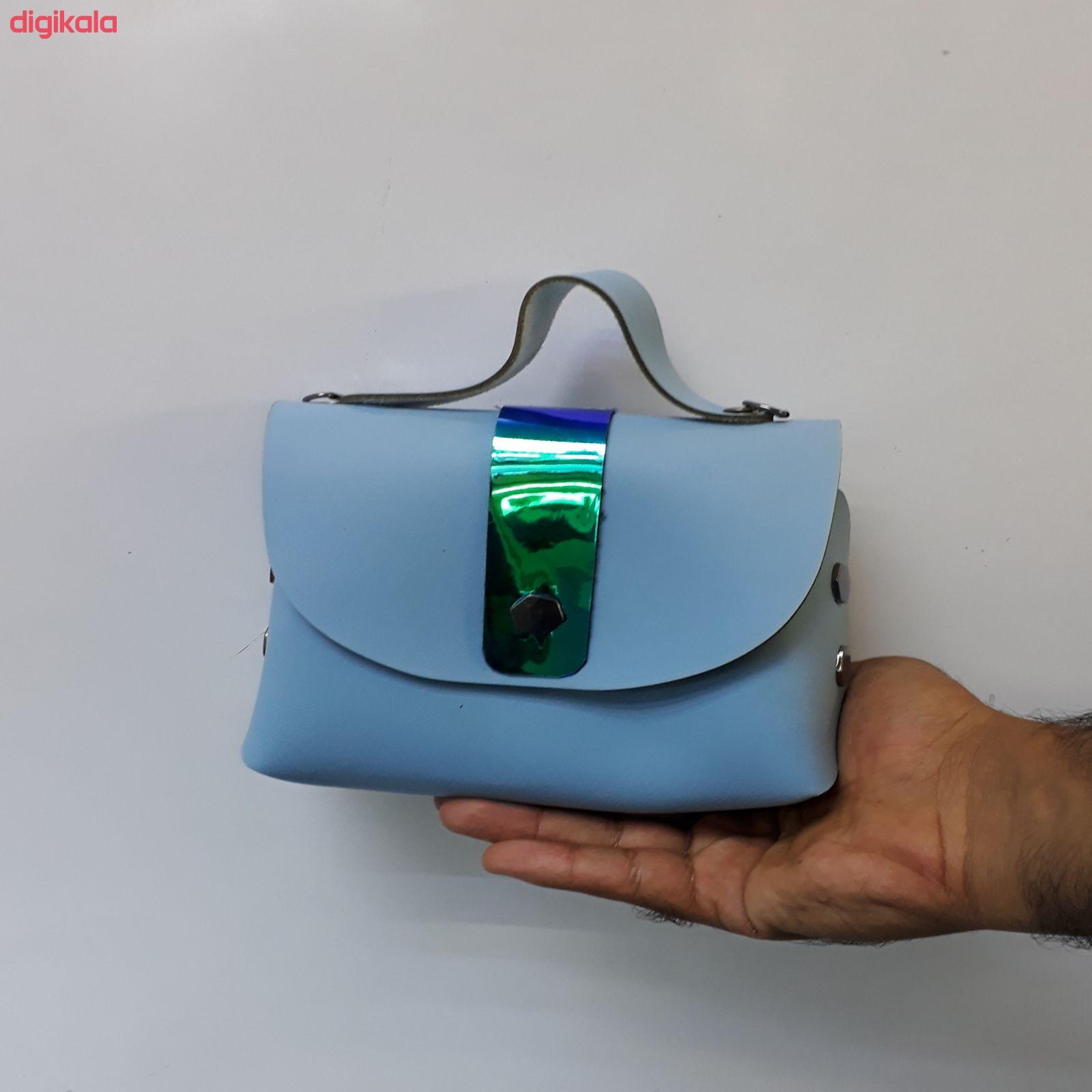 کیف دوشی دخترانه مدل n090 main 1 4