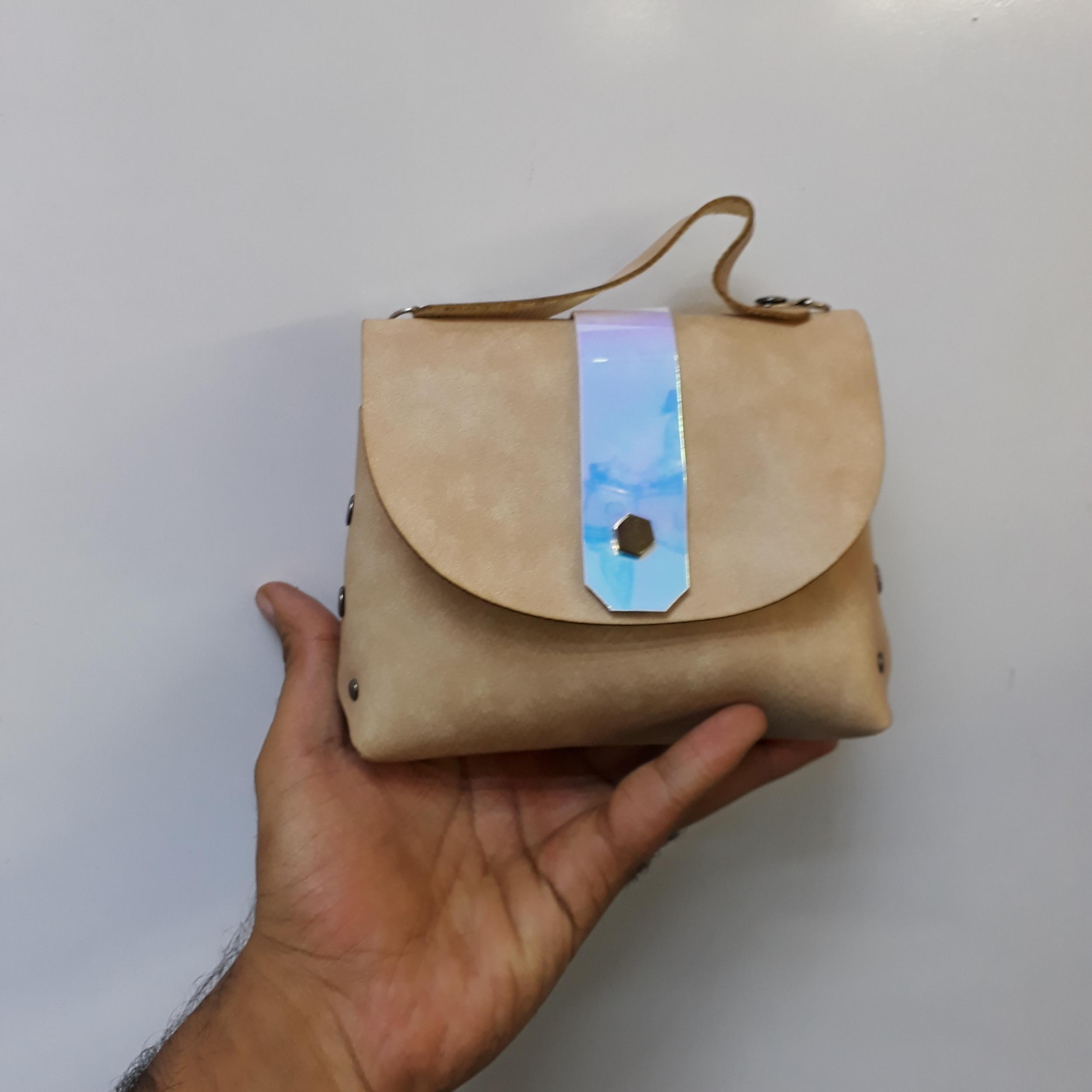 کیف دوشی دخترانه مدل n090 main 1 5