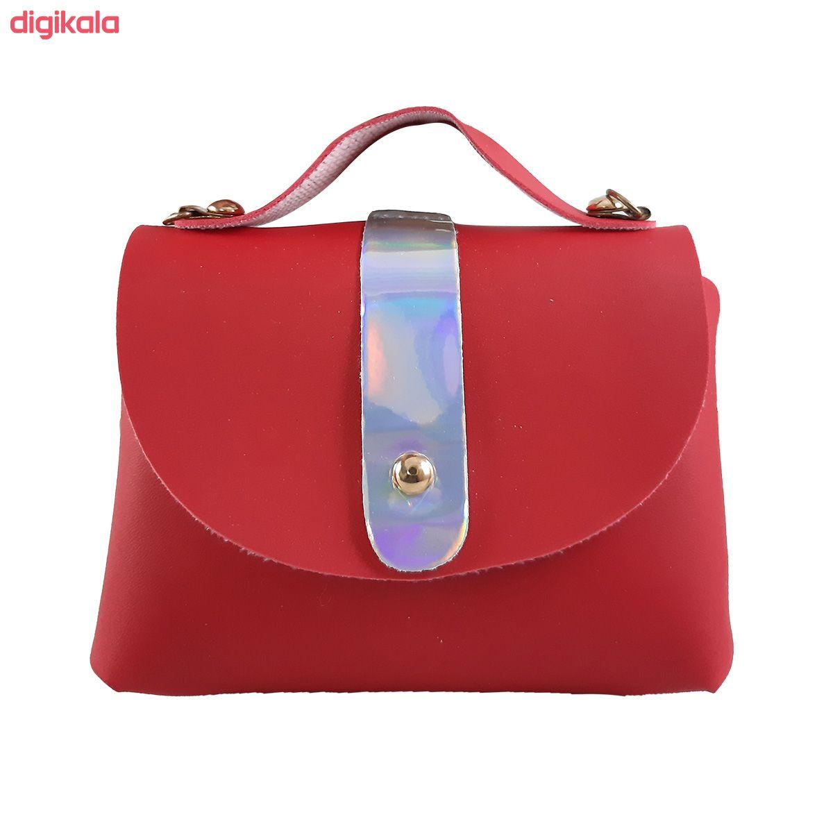 کیف دوشی دخترانه مدل n090 main 1 3